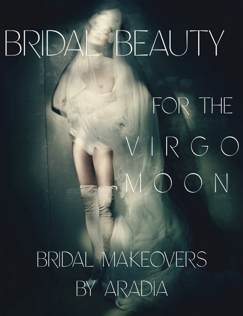 Bridal Goddess Makeup Inspired By The Magical Moon