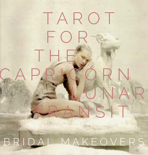 Lunar Capricorn Bridal Beauty
