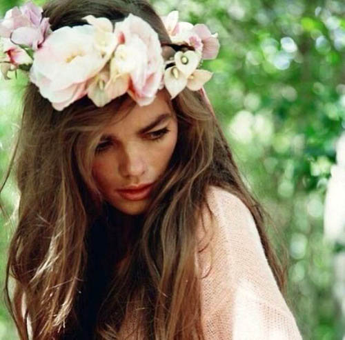 Floral Wreaths - A Spring Wedding Hair Trend That You Won't Regret In 10 Years