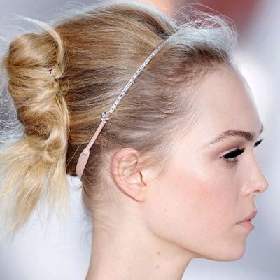 Spring/Summer 2012 LV Couture Hairstyles