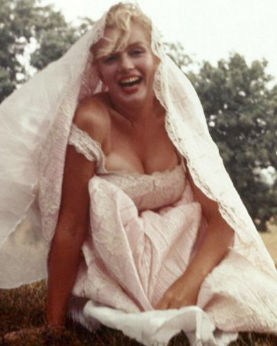 Bridal Inspiration: The Enduring Influence of Marilyn Monroe