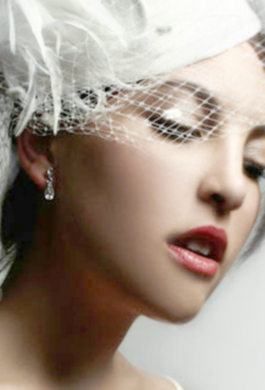 Bride Fashion Model 02