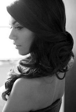 Bride Fashion Model (Black & White) 19