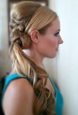 Bridal Hairstyle 09