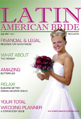 Bridal Magazine Cover 04
