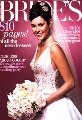 Bridal Magazine Cover 05