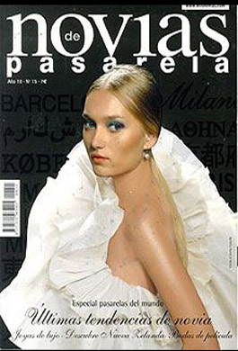 Bridal Magazine Cover 07