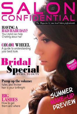 Bridal Magazine Cover 12