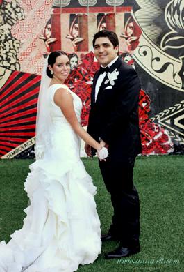 Bride: Alexa