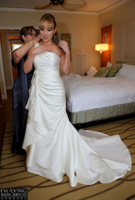 Bride: Christina