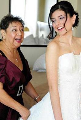 Bride: Diana