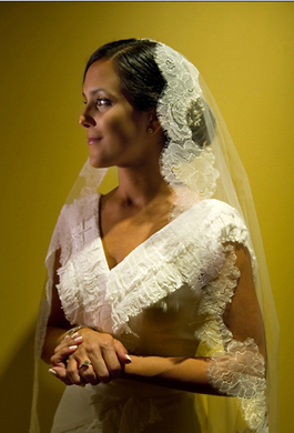Bride Francesca - Makeup & Hair by Bridal Makeovers by Aradia