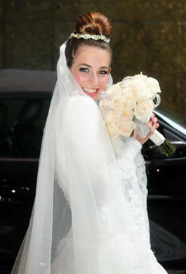 Bride Margo - Makeup & Hair by Bridal Makeovers by Aradia