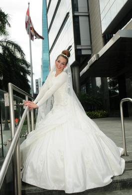 Bride: Margo