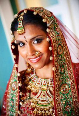 Bride Vidya - Makeup & Hair by Bridal Makeovers by Aradia