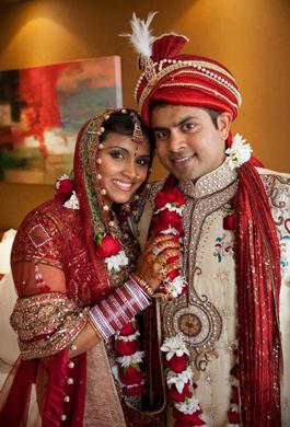 Bride Vidya